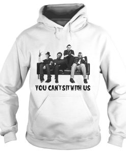 Charming Freddy Jason Michael Myers And Leatherface Hoodie