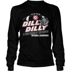 Dilly Dilly Alabama Crimson Sweatshirt