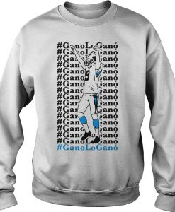 Gano Lo Ganó Carolina Panthers Sweatshirt