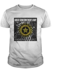 Gold Star Mother's Day T-Shirt