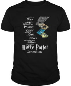 Harry Potter Generation T-Shirt