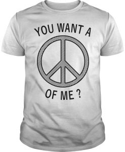 You want a hippie of me T-Shirt