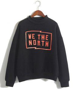 We the North Flag Crew Sweatshirt