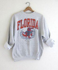 Vintage Florida Gators Basketball Sweatshirt