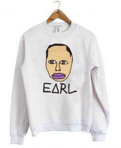 Tomb Earl White Sweatshirt