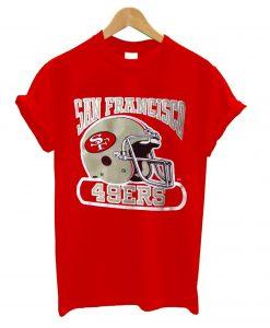 80s vintage San Francisco 49 Ers Jimmy Garoppolo T Shirt