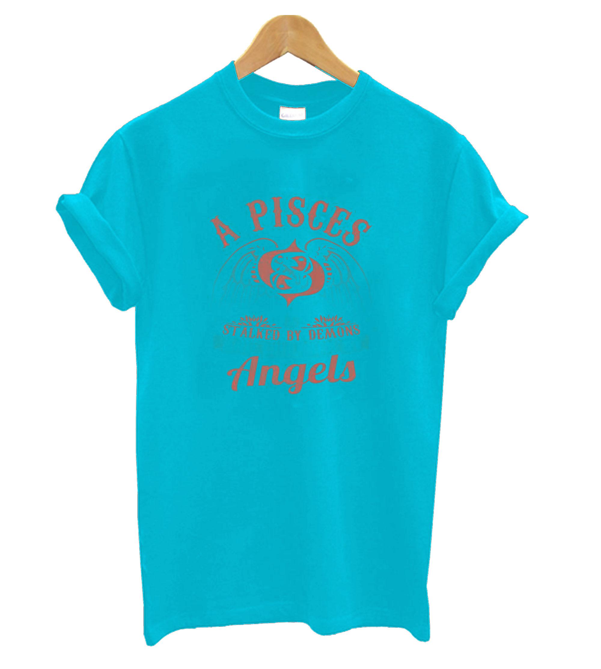 A Pisces Angels T Shirt