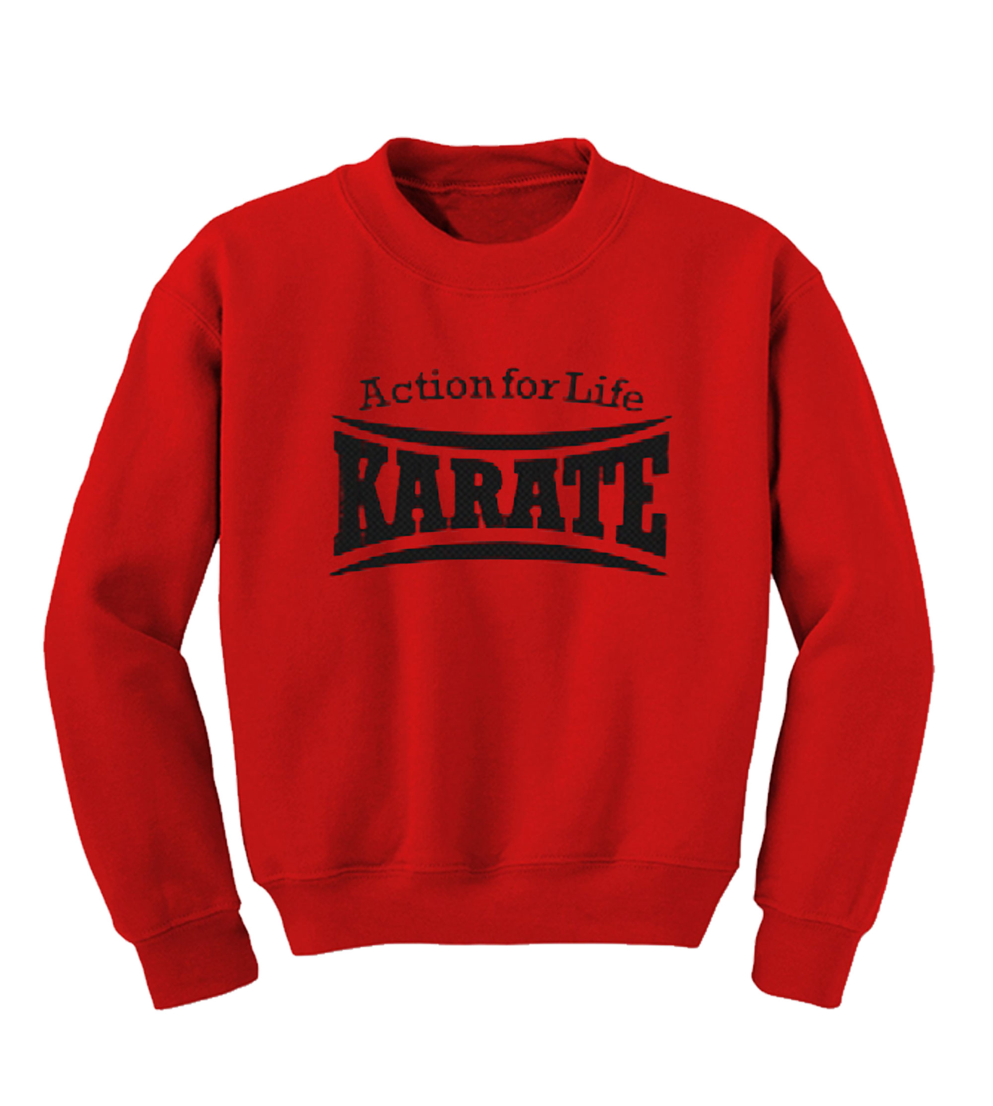 Action For Life Karate Sweatshirt