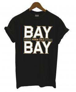 Adam Cole Bay Bay Black Small T Shirt