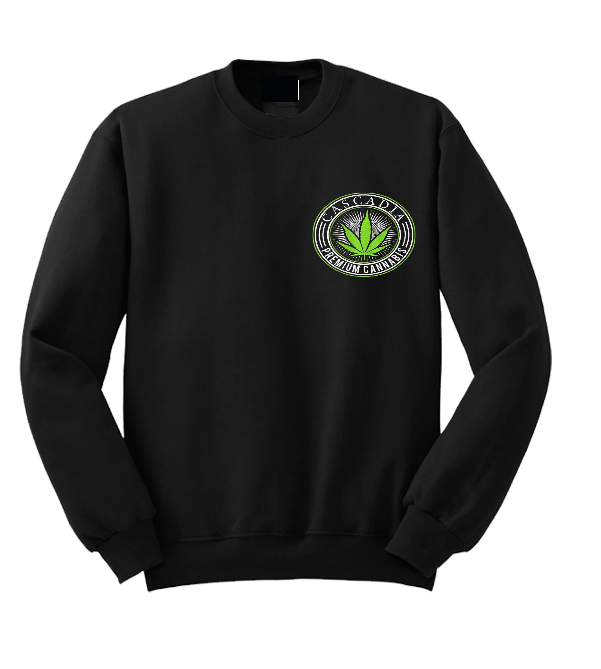 Cascadia Premium Cannabis Sweatshirt