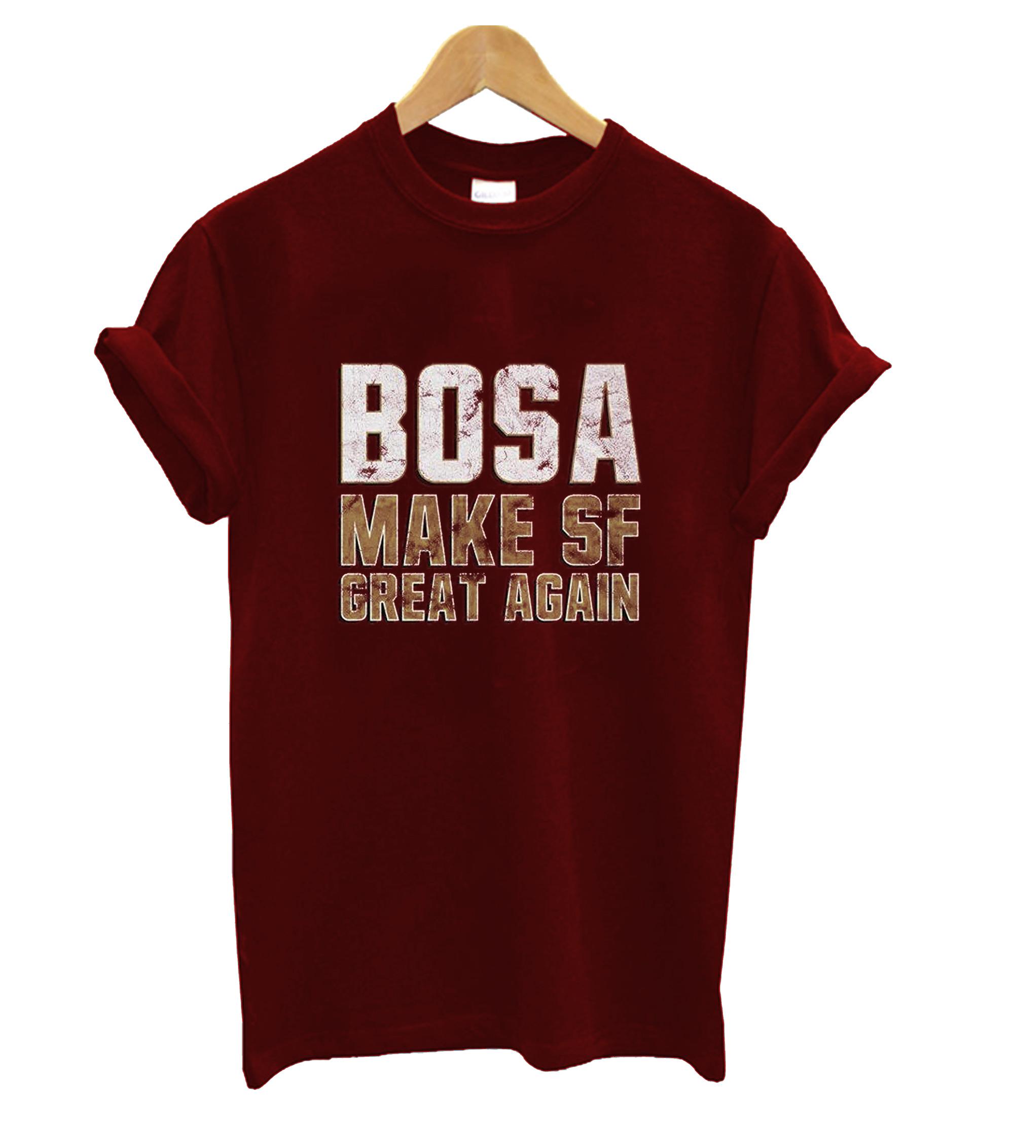 Nick Bosa T Shirt