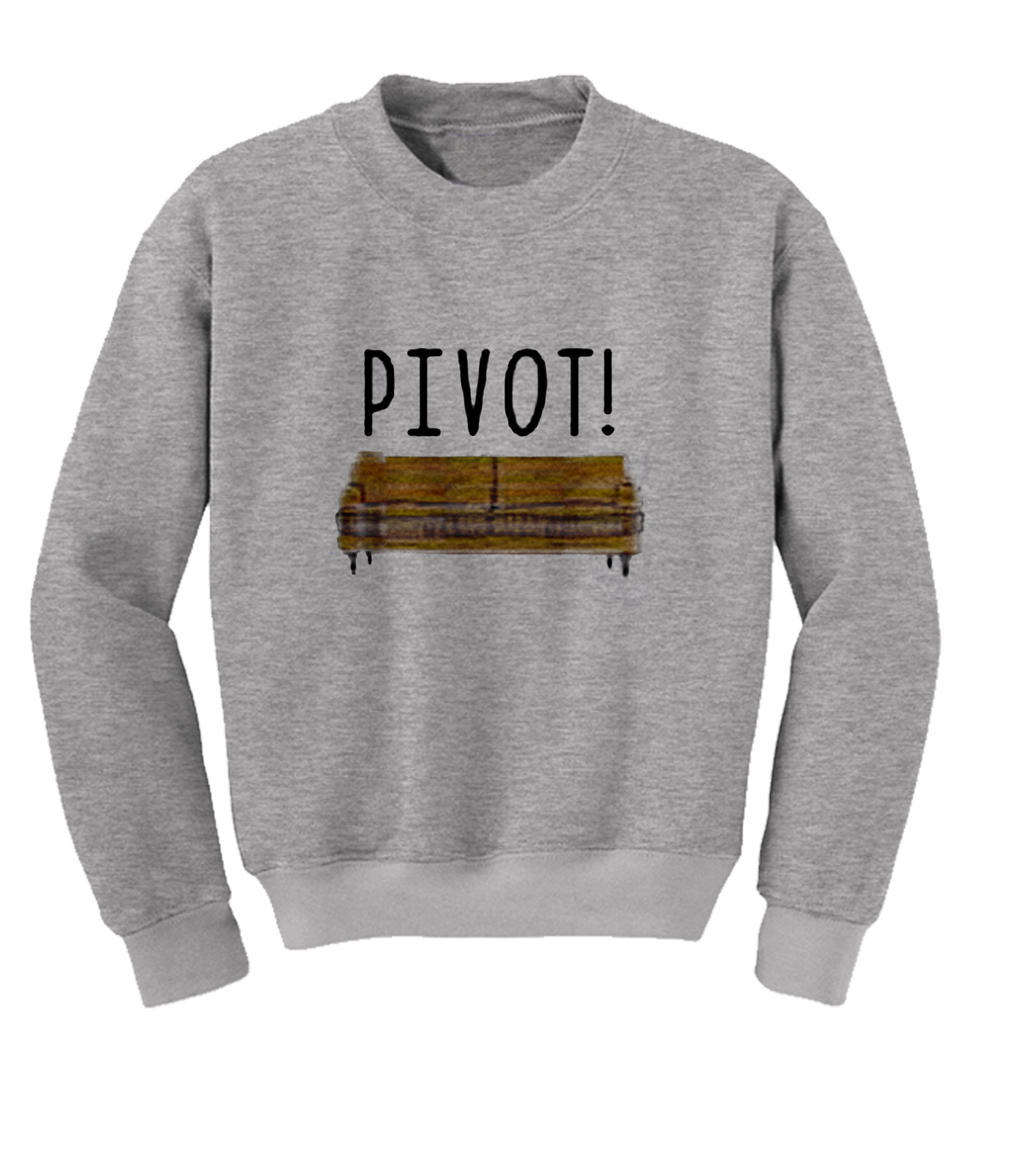 Cool Pivot Sweatshirt For Today
