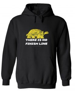 There Is No Finish Line Los Angeles Hoodie