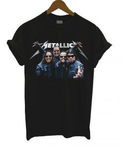2009 Metallica Concert T Shirt