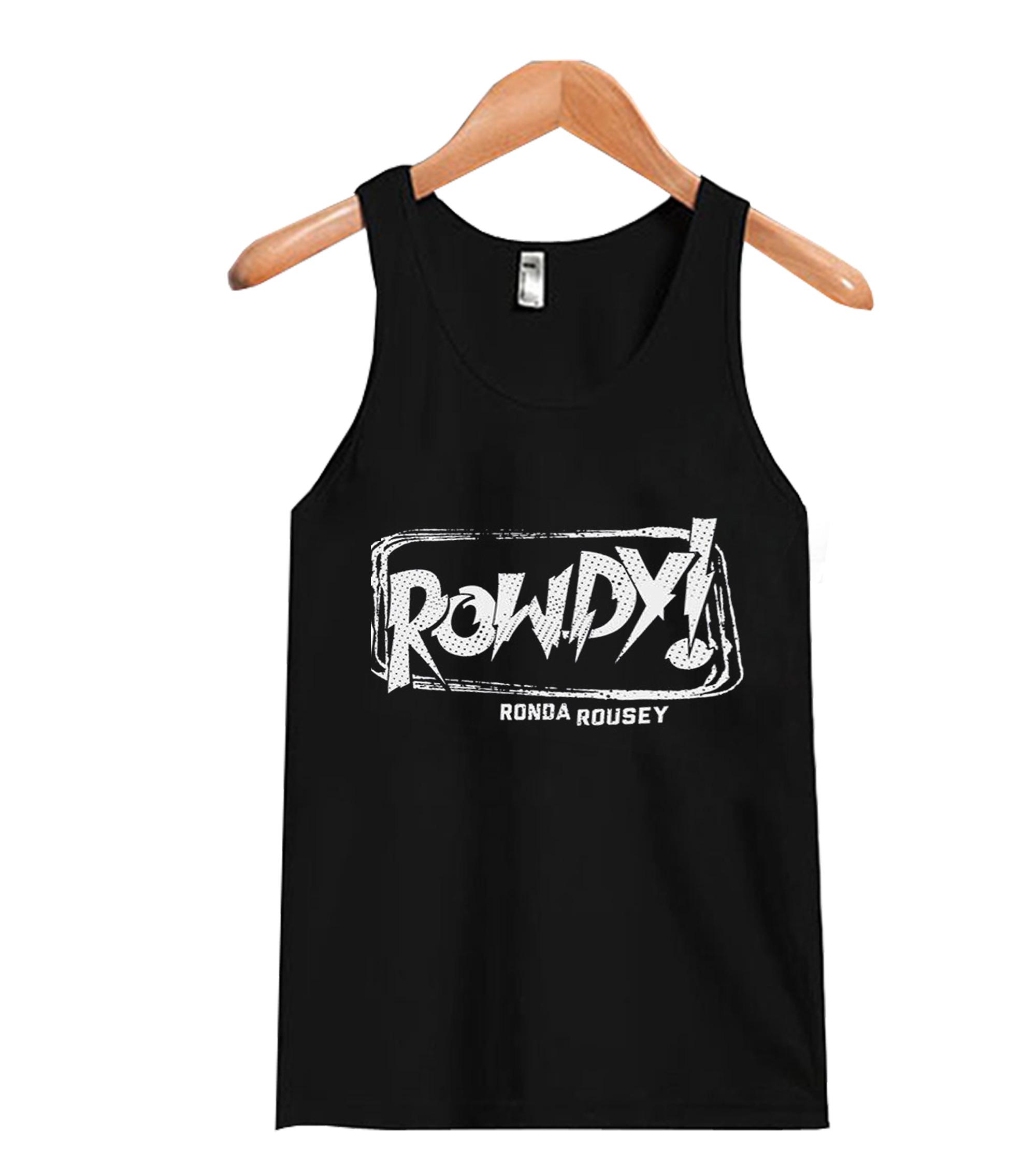 Rowdy Ronda Rouse Tanktop