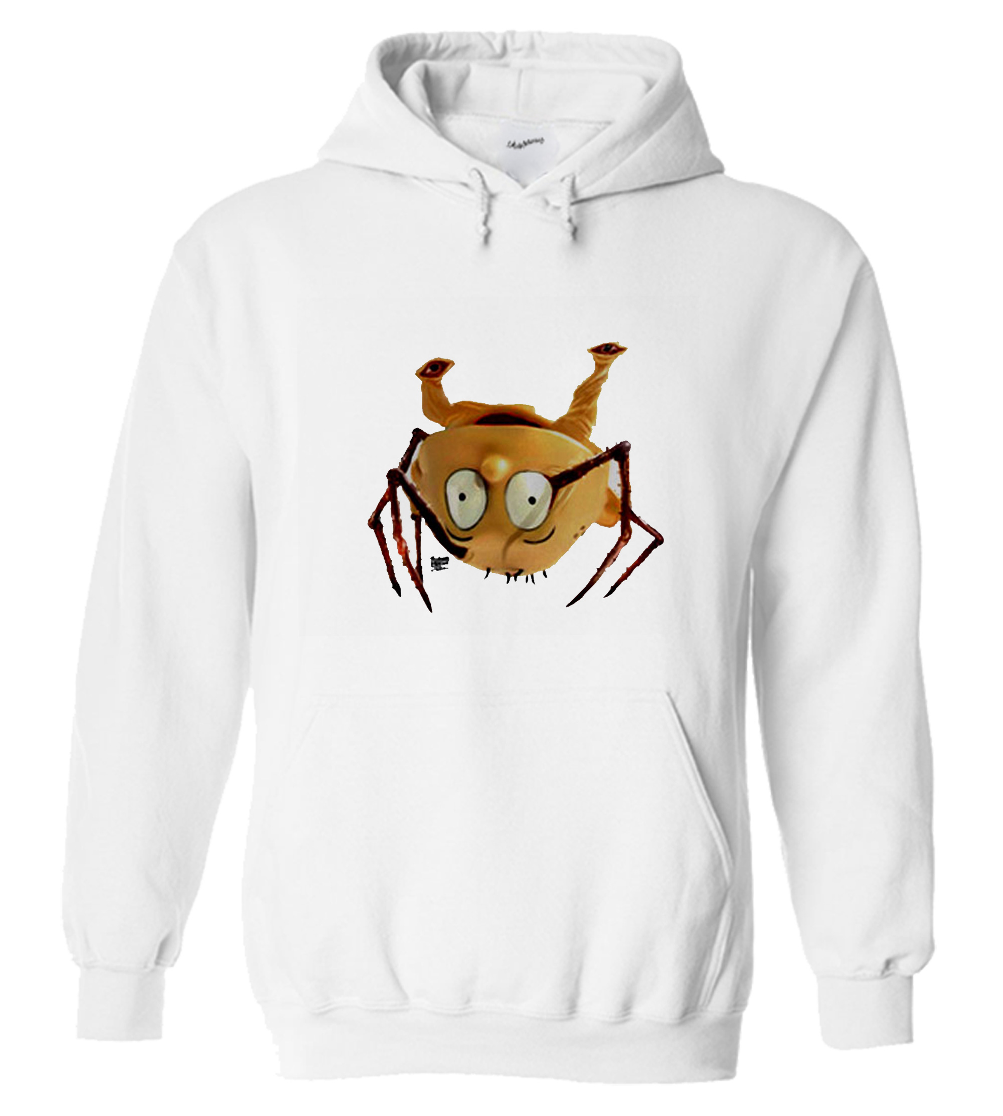Ugly Tommy Pickles Rugrats Hoodie