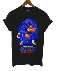 A Whole New Speed Of Hero Sonic The Hedgehog T Shirt