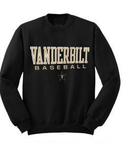 Vanderbilt Baseball Sweatshirt