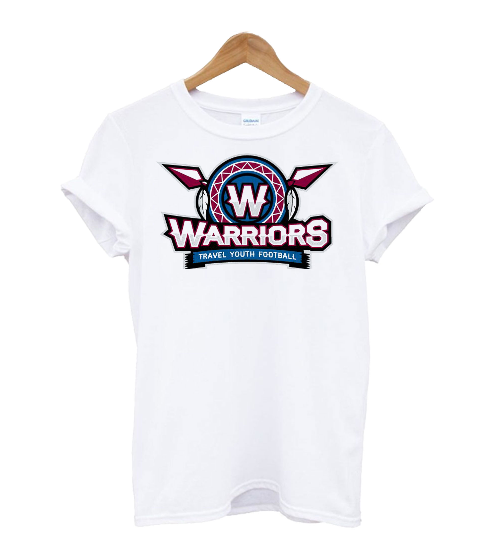 Warriors Youth T-Shirt