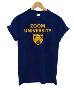 Zoom University T shirt
