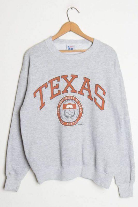 TEXAS University The Texas At Austin Sweatshirt