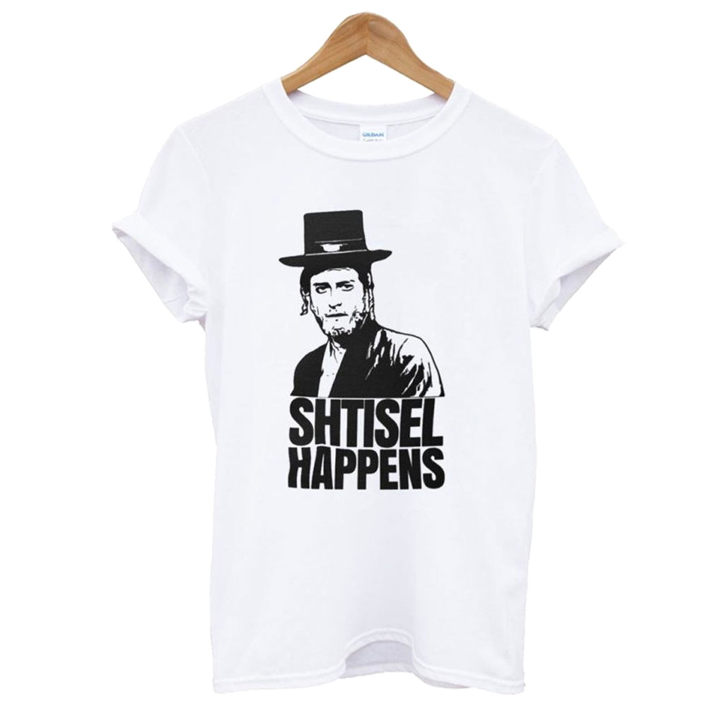 Shtisel Happens T shirt