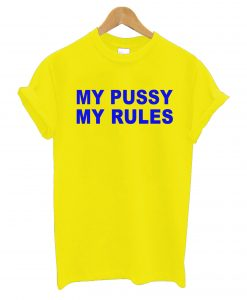 Sam From Icarly My Rules T Shirt